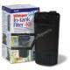 Filtro Tetra Whisper, funcionamiento 3D