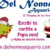 PAPA NOEL en Del Nonno Aquario …