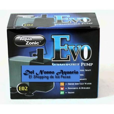 Bomba Aquazonic Evo E02