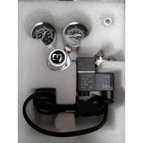 Válvula de CO2 Max Aqua Doble