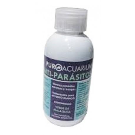 Pure Aquarium Anti-Parasitos 125 ml