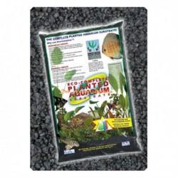 Sustrato Caribsea Eco-Complete Planted Aquarium NEGRO (Plantados x 20 lb